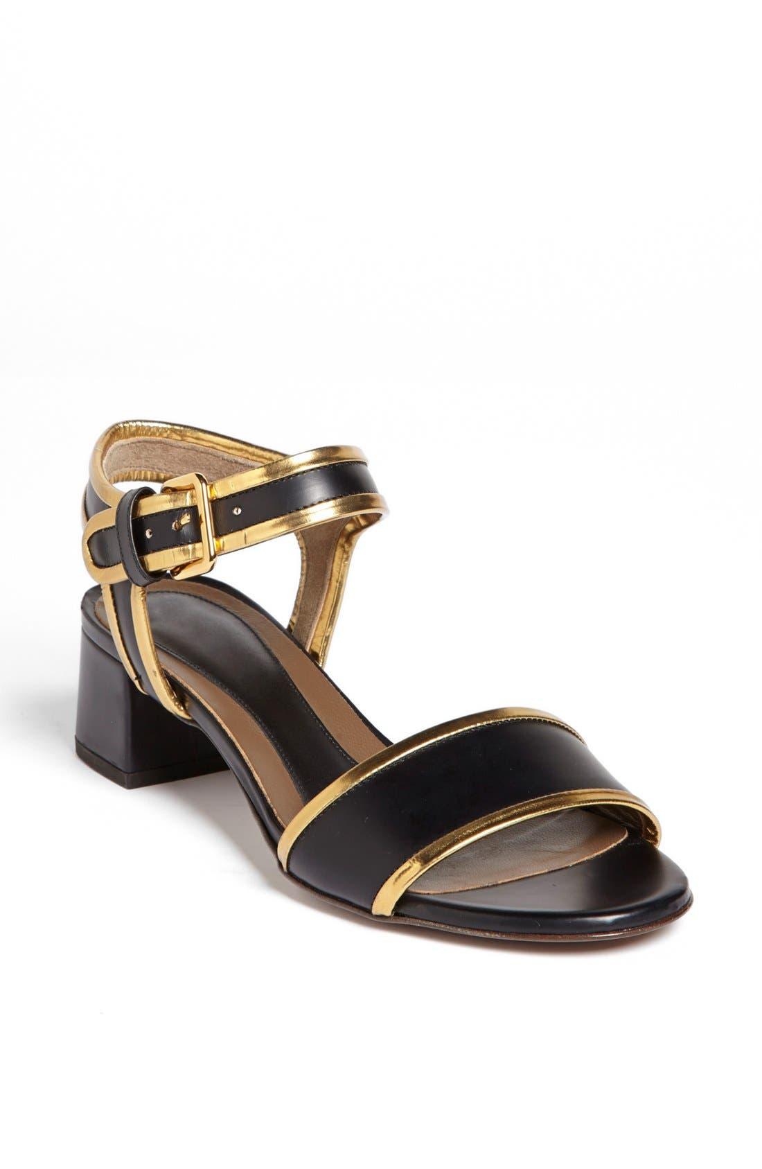 Alternate Image 1 Selected - Marni Ankle Strap Sandal