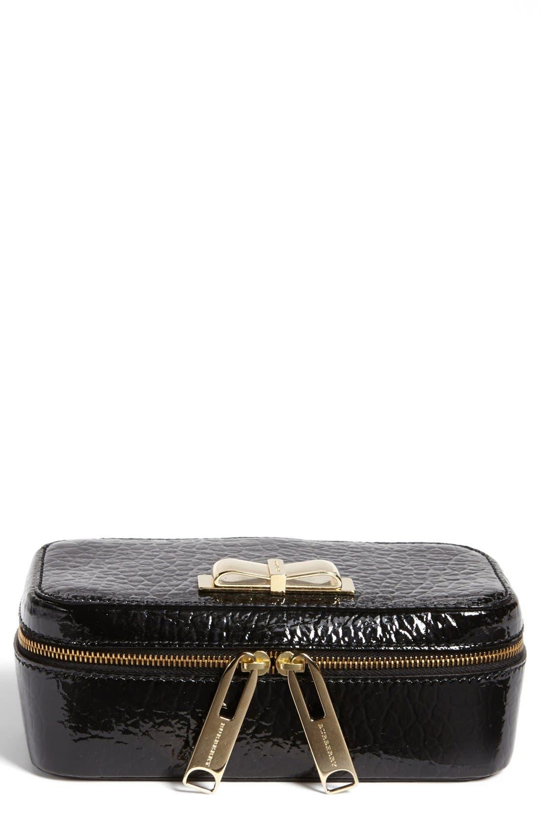 Main Image - Burberry 'Cassel' Cosmetics Case
