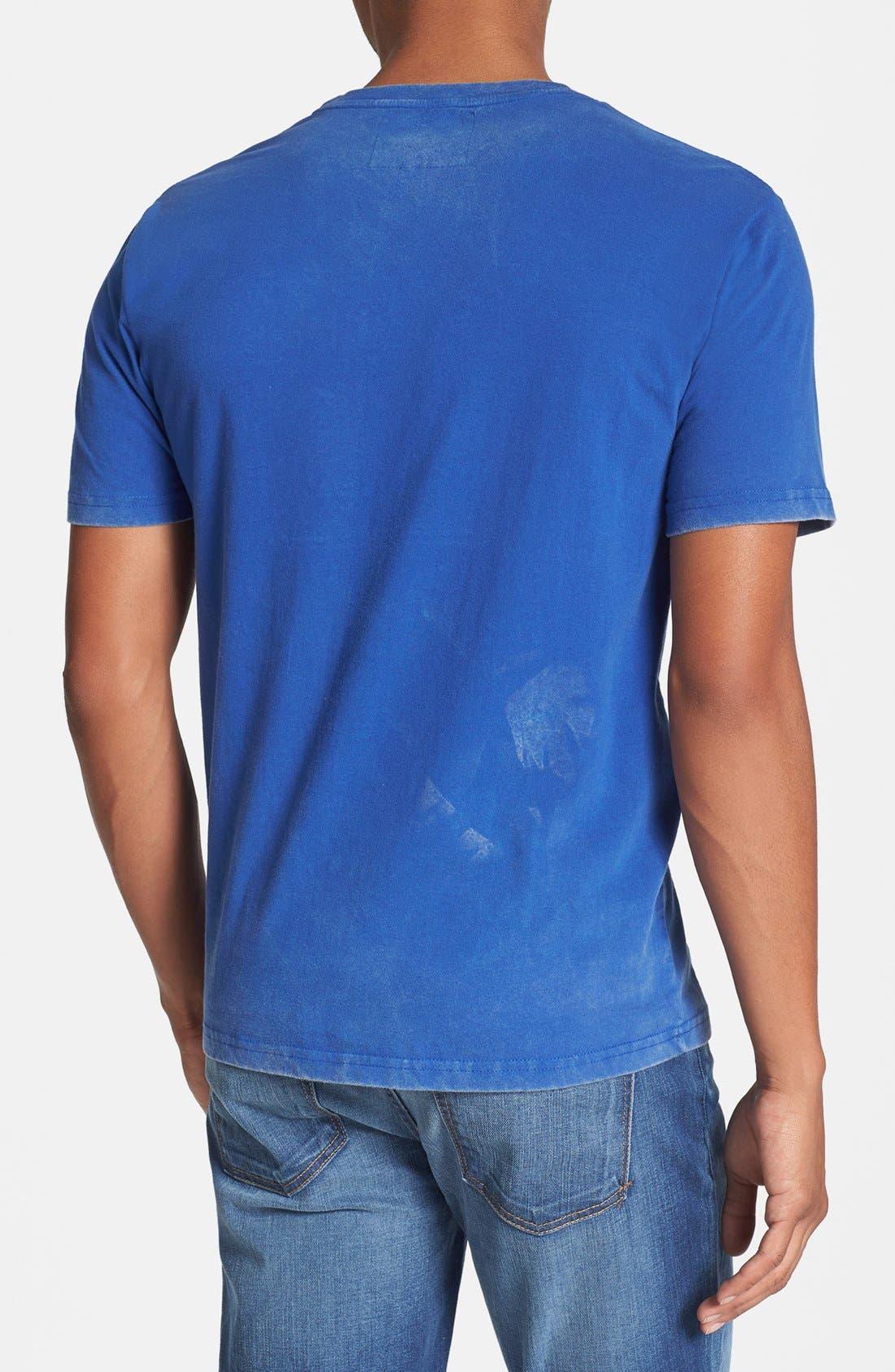 Alternate Image 2  - Red Jacket 'Deadringer - New York Rangers' T-Shirt