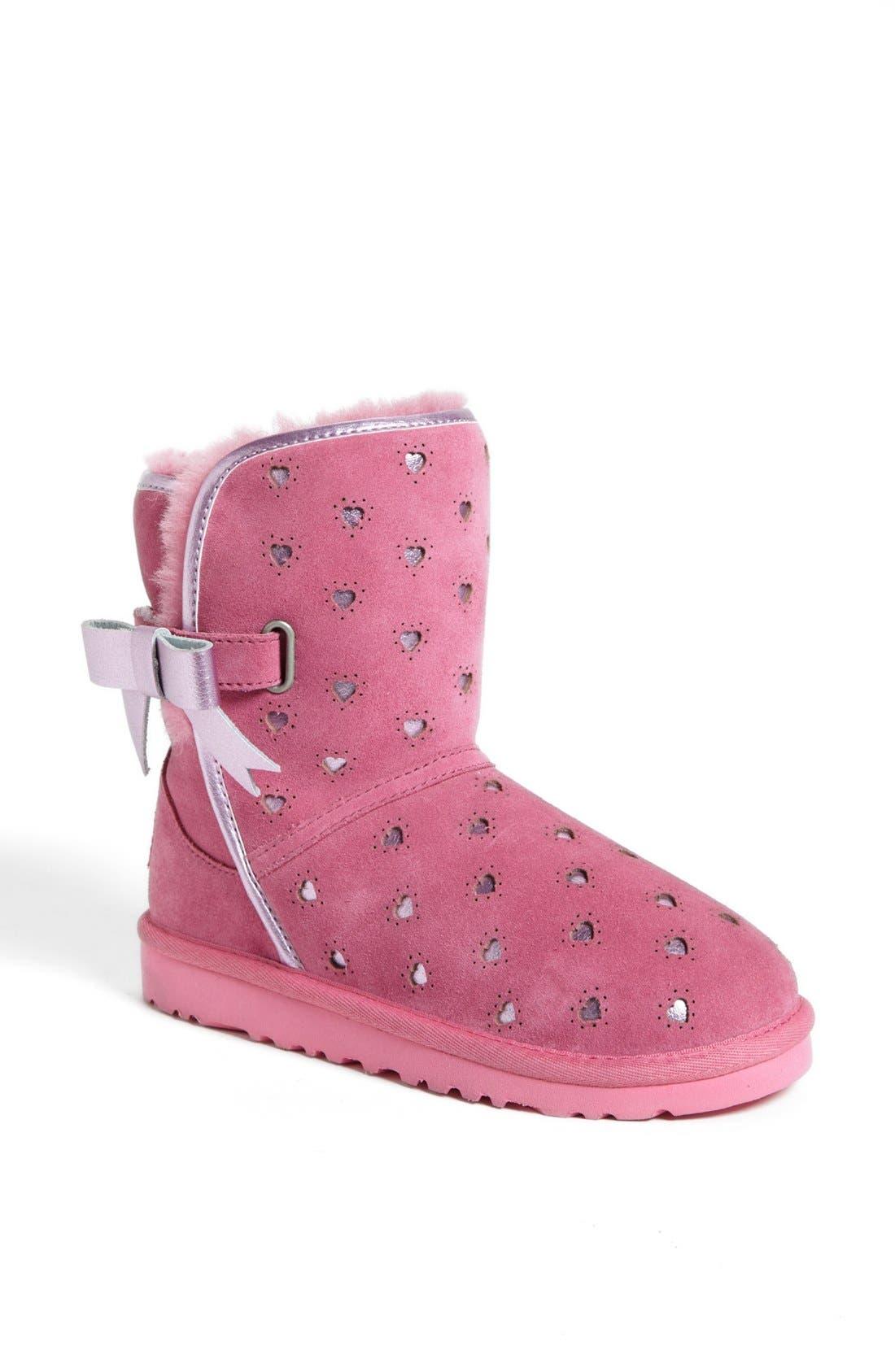 Alternate Image 1 Selected - UGG® Australia 'Joleigh Glitter' Boot (Toddler, Little Kid & Big Kid) (Nordstrom Exclusive)