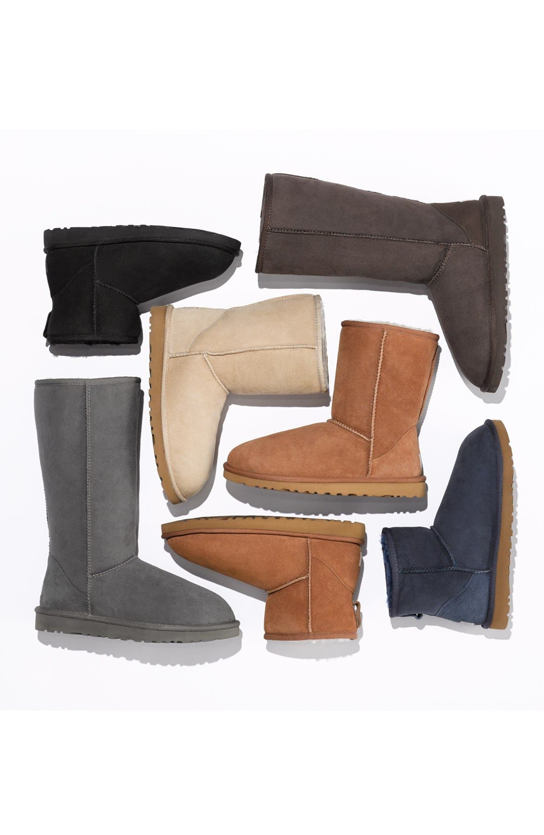 Alternate Image 5  - UGG® 'Classic Tall' Boot (Women)