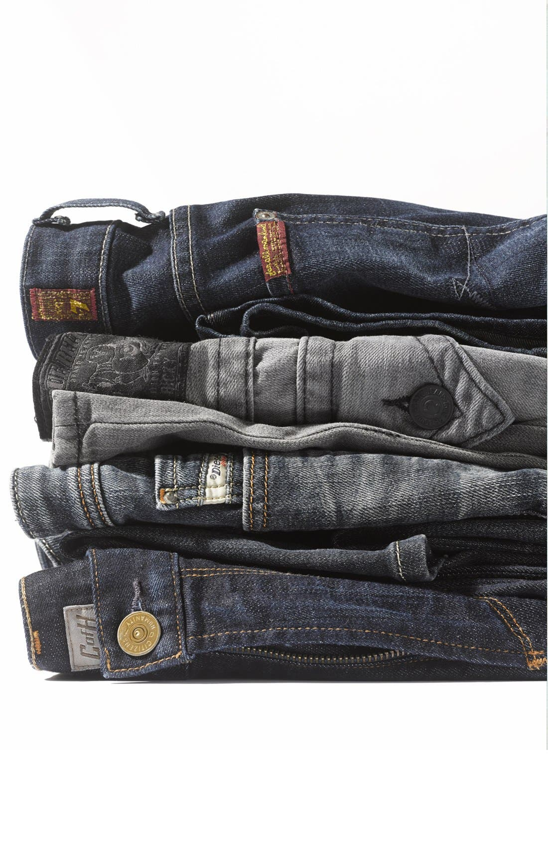 Alternate Image 5  - Citizens of Humanity 'Evans' Relaxed Fit Jeans (Advantage)