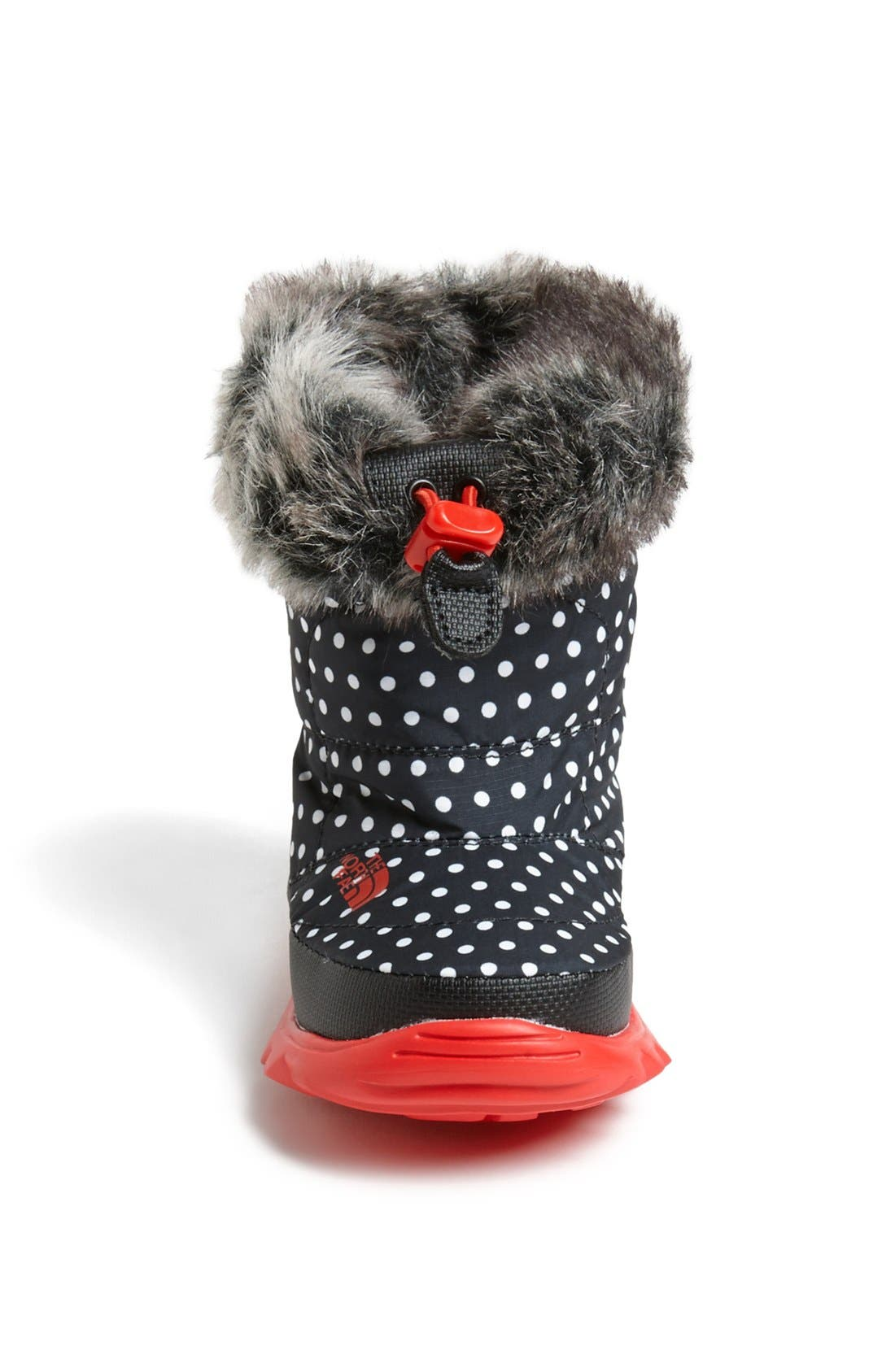 Alternate Image 3  - The North Face 'Nuptse Fur II' Winter Boot (Walker & Toddler)