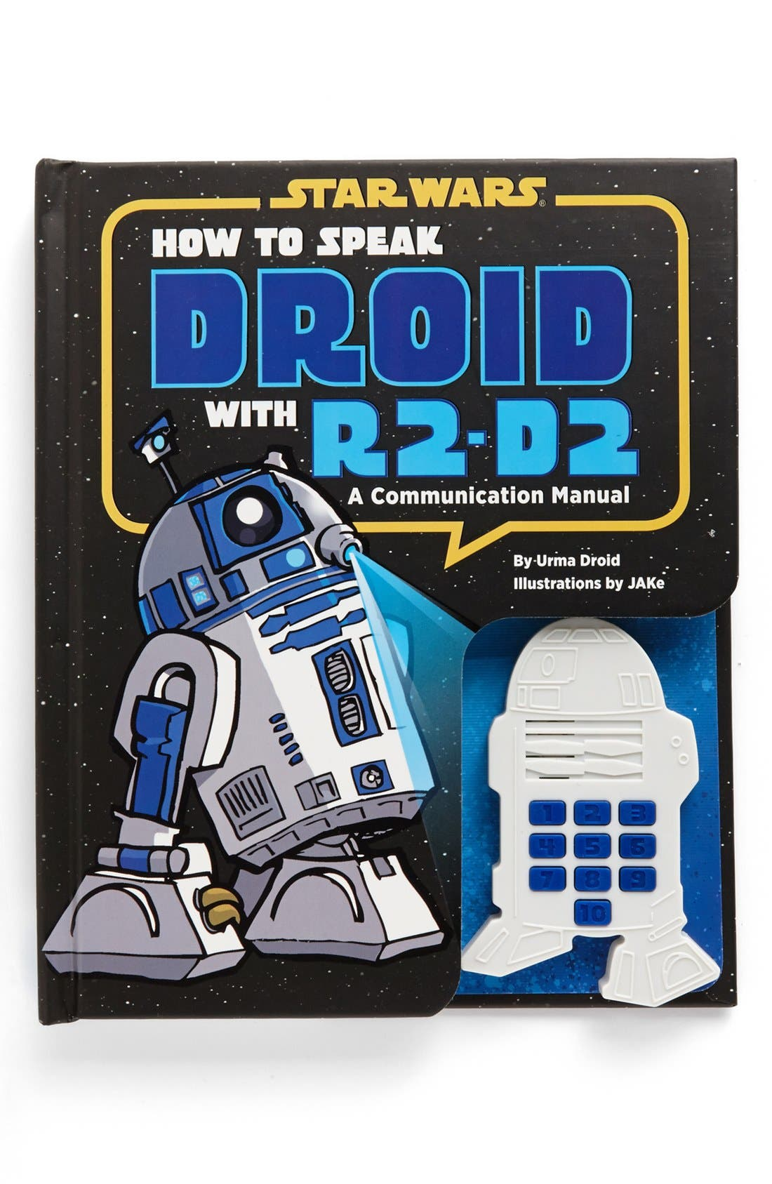 Alternate Image 1 Selected - 'Star Wars™ How to Speak Droid' Book