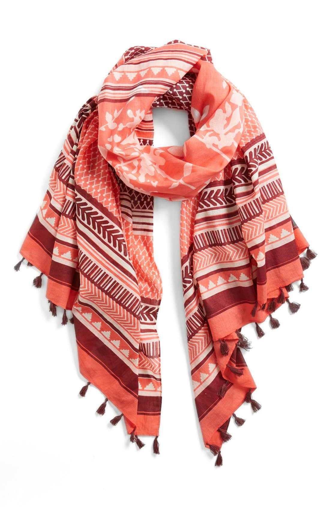 Alternate Image 1 Selected - Hinge® 'Fiesta' Scarf