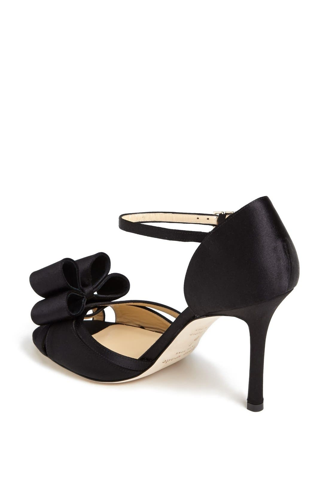 Alternate Image 2  - kate spade new york 'ivela' ankle strap sandal