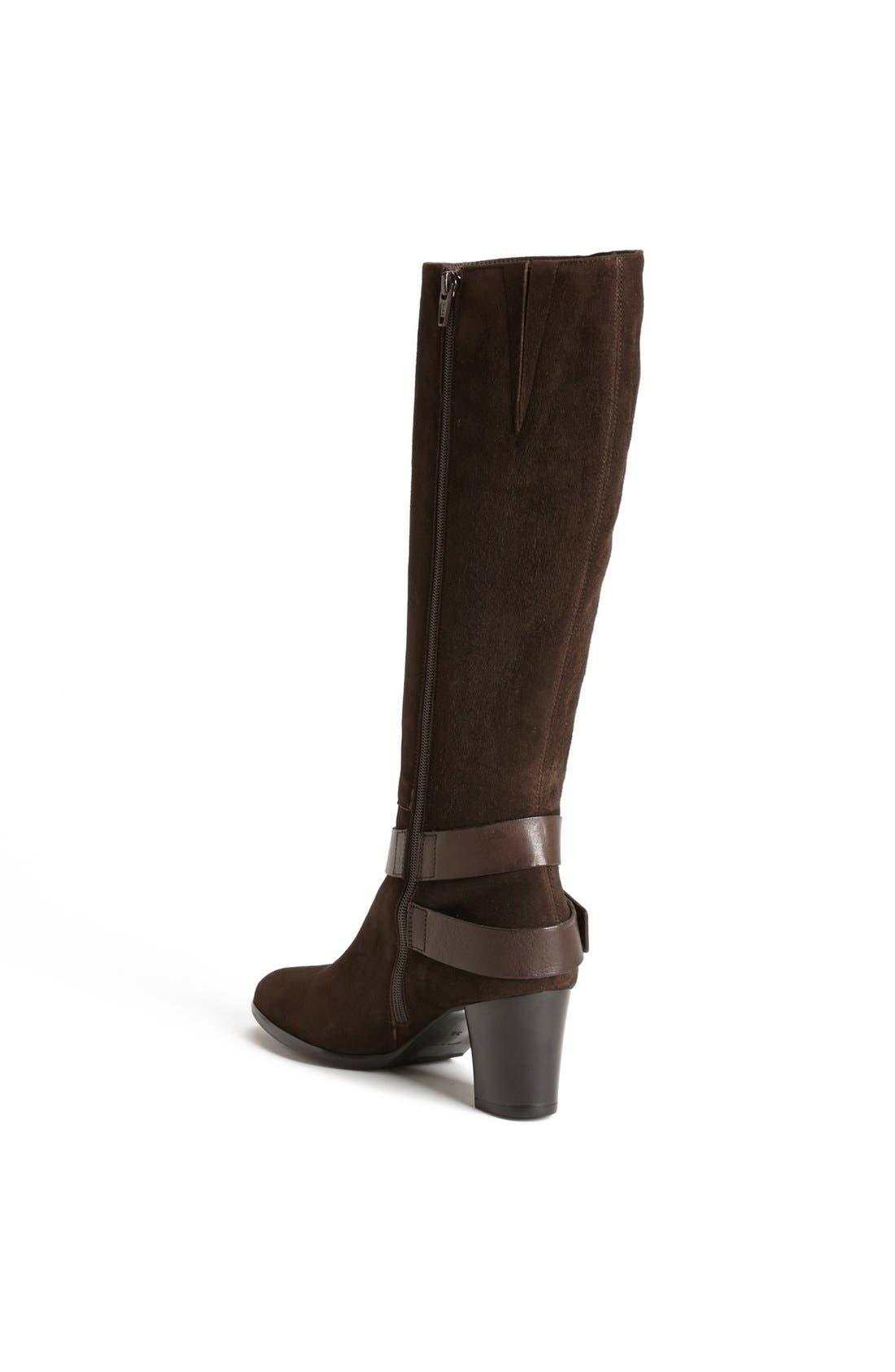 Alternate Image 2  - Cordani 'Vasquez' Tall Italian Suede Boot