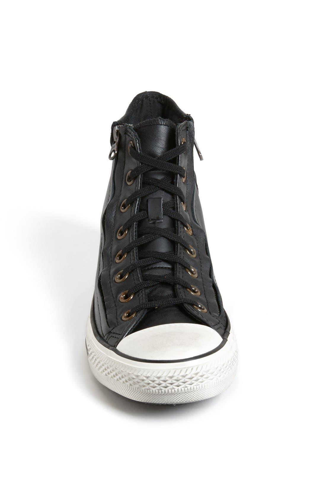 Alternate Image 3  - Converse Chuck Taylor® All Star® Zip Sneaker (Men)