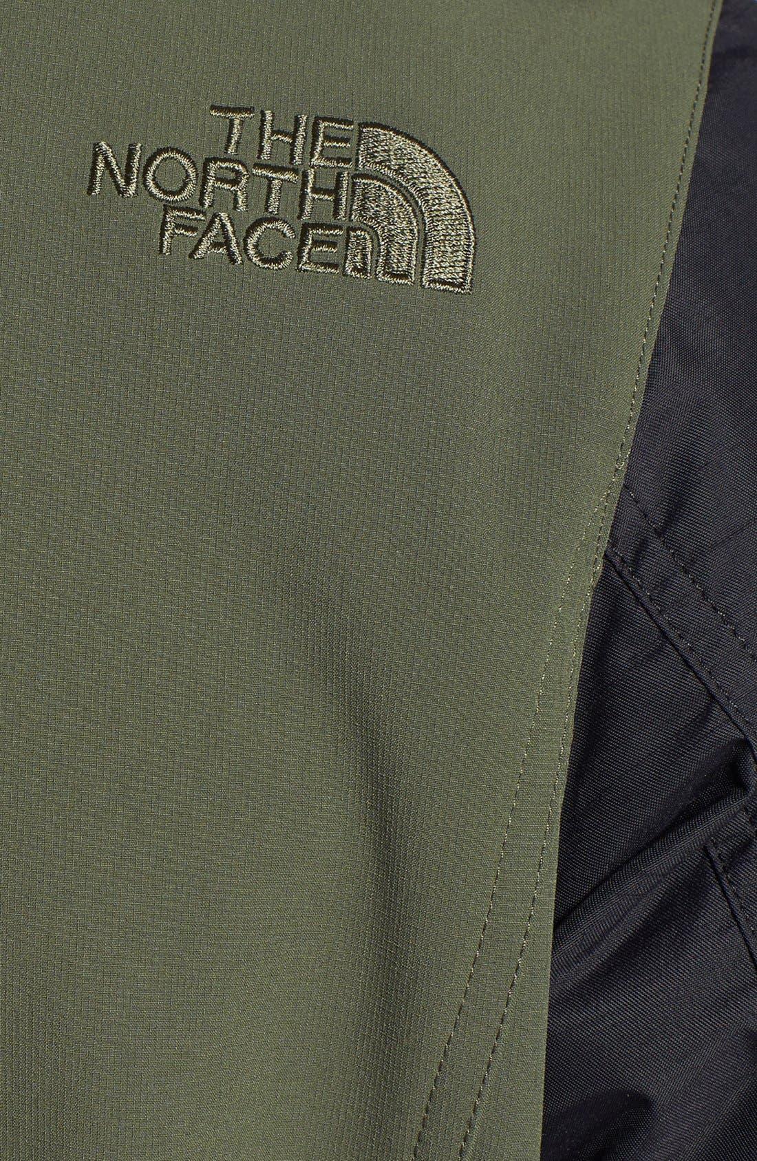 Alternate Image 3  - The North Face 'Amos' Waterproof Bomber Jacket