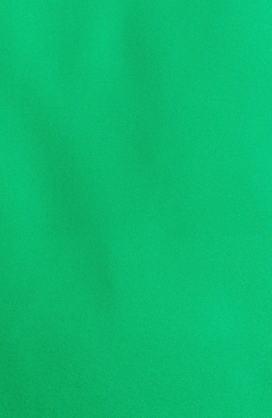 Alternate Image 3  - MICHAEL Michael Kors 'Dogtag Zip' Campshirt