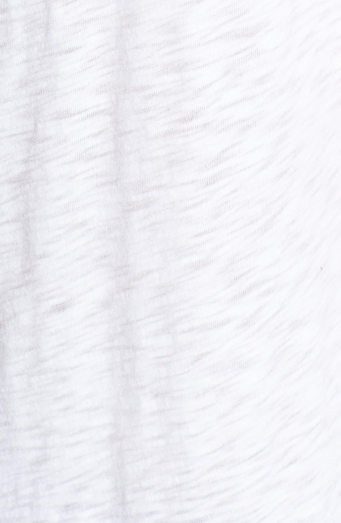 Alternate Image 3  - rag & bone/JEAN 'The Classic' Slub Cotton Tee