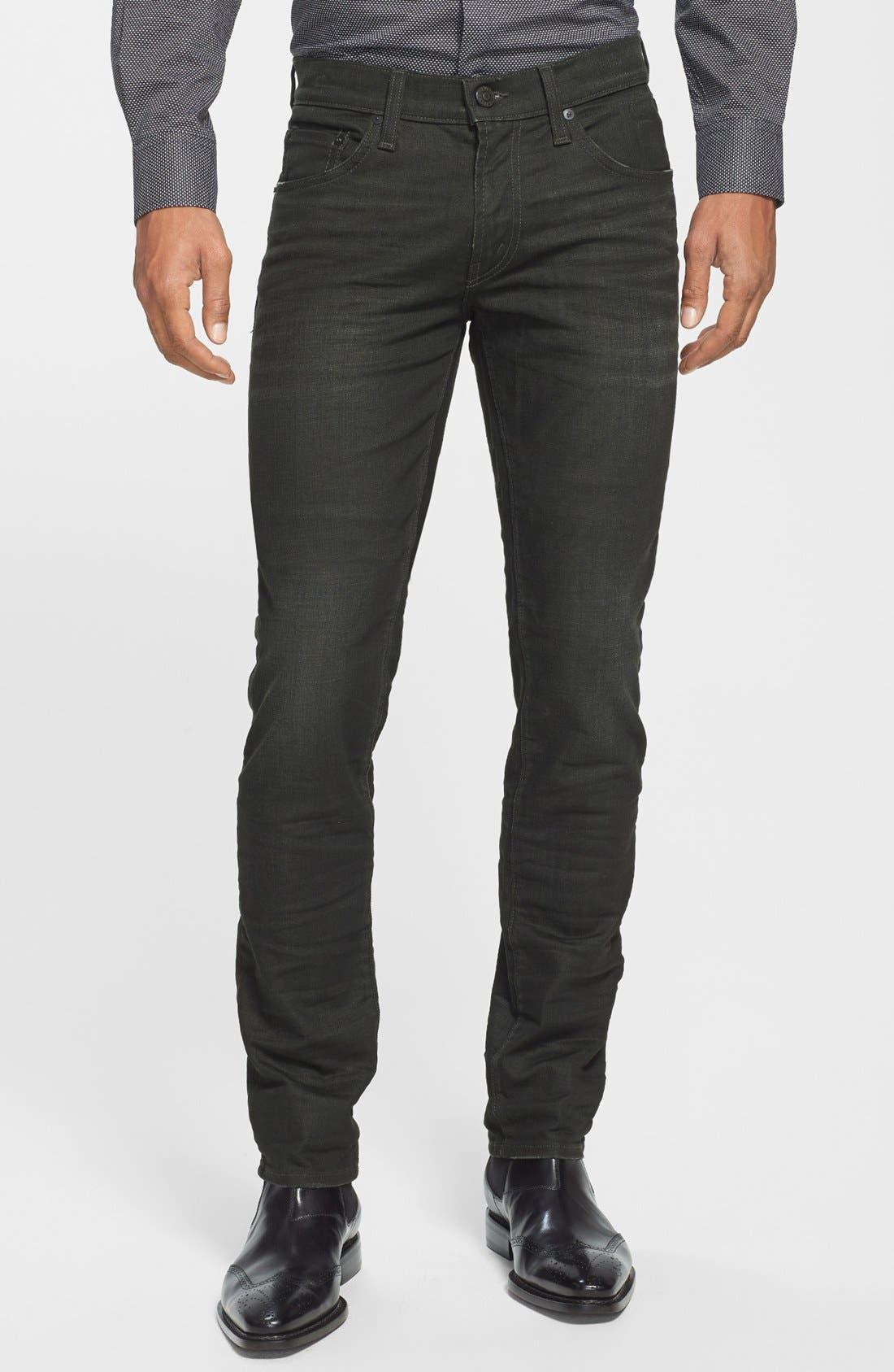 Alternate Image 1 Selected - J Brand 'Mick' Skinny Fit Jeans (Arcane)