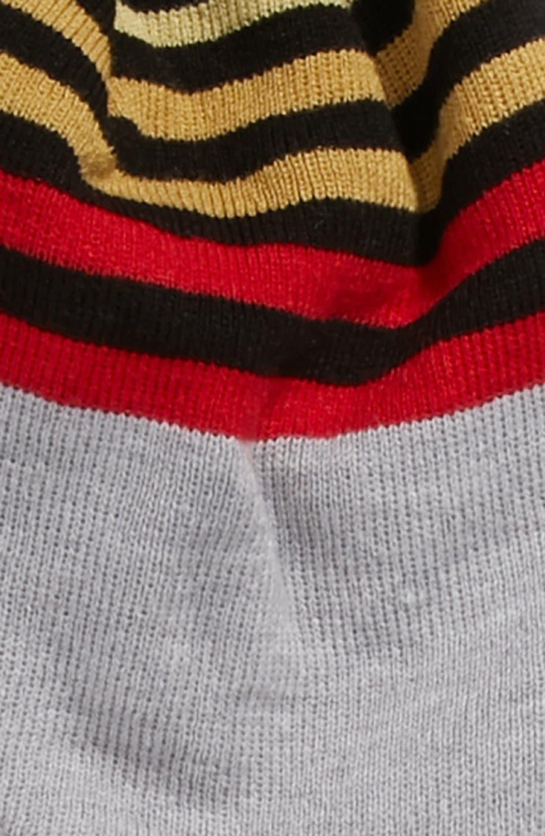 Alternate Image 2  - New Era Cap 'San Francisco 49ers' Stripe Tassel Hat
