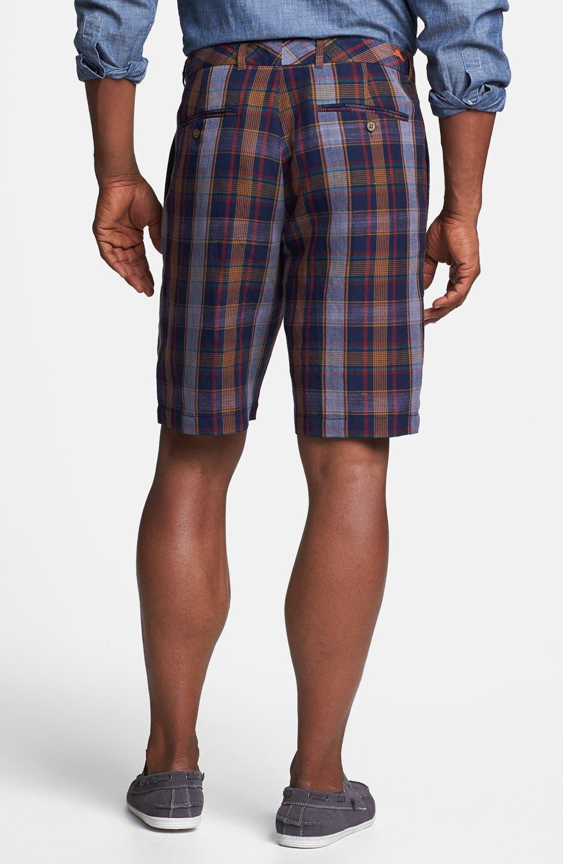 Alternate Image 2  - Tommy Bahama 'Las Palmas' Plaid Shorts