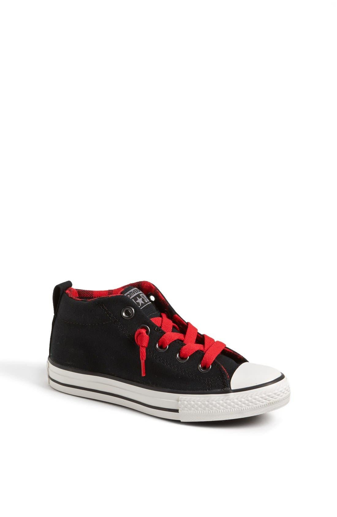 Alternate Image 1 Selected - Converse Chuck Taylor® 'CT AS Street' Slip-On Sneaker (Toddler, Little Kid & Big Kid)