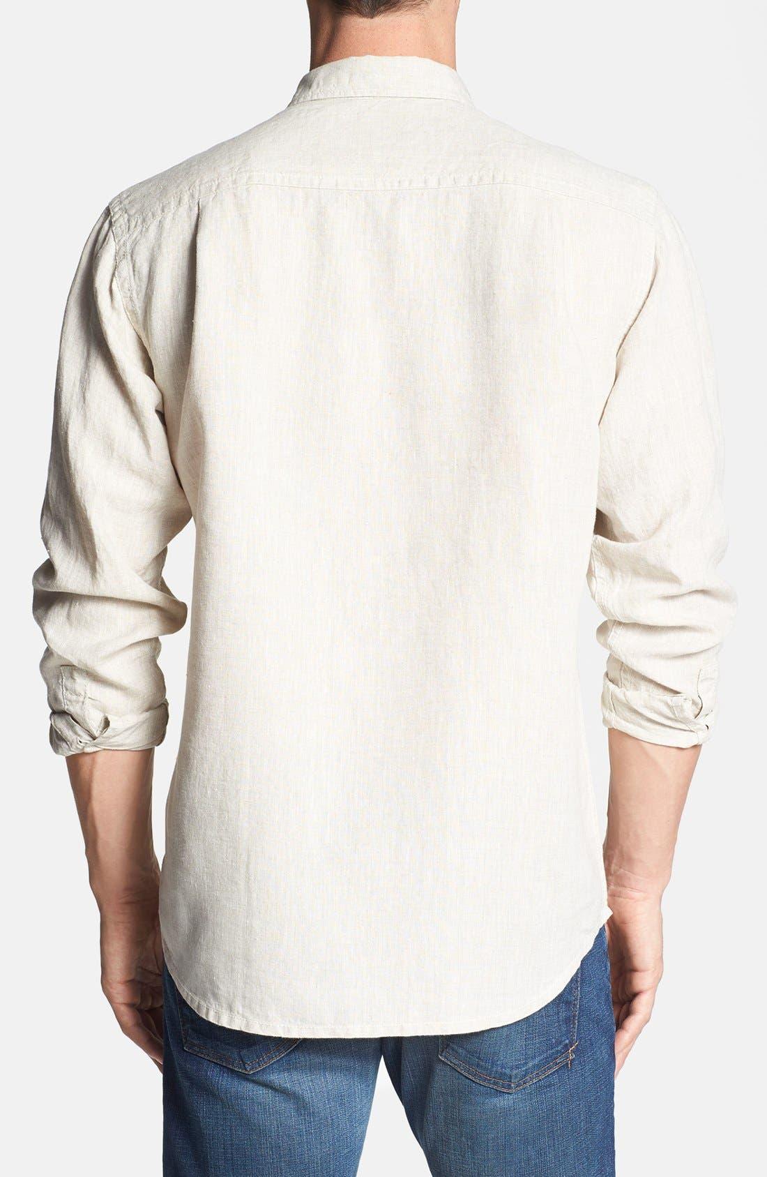 Alternate Image 2  - Tommy Bahama 'Sea Glass Breezer' Original Fit Sport Shirt