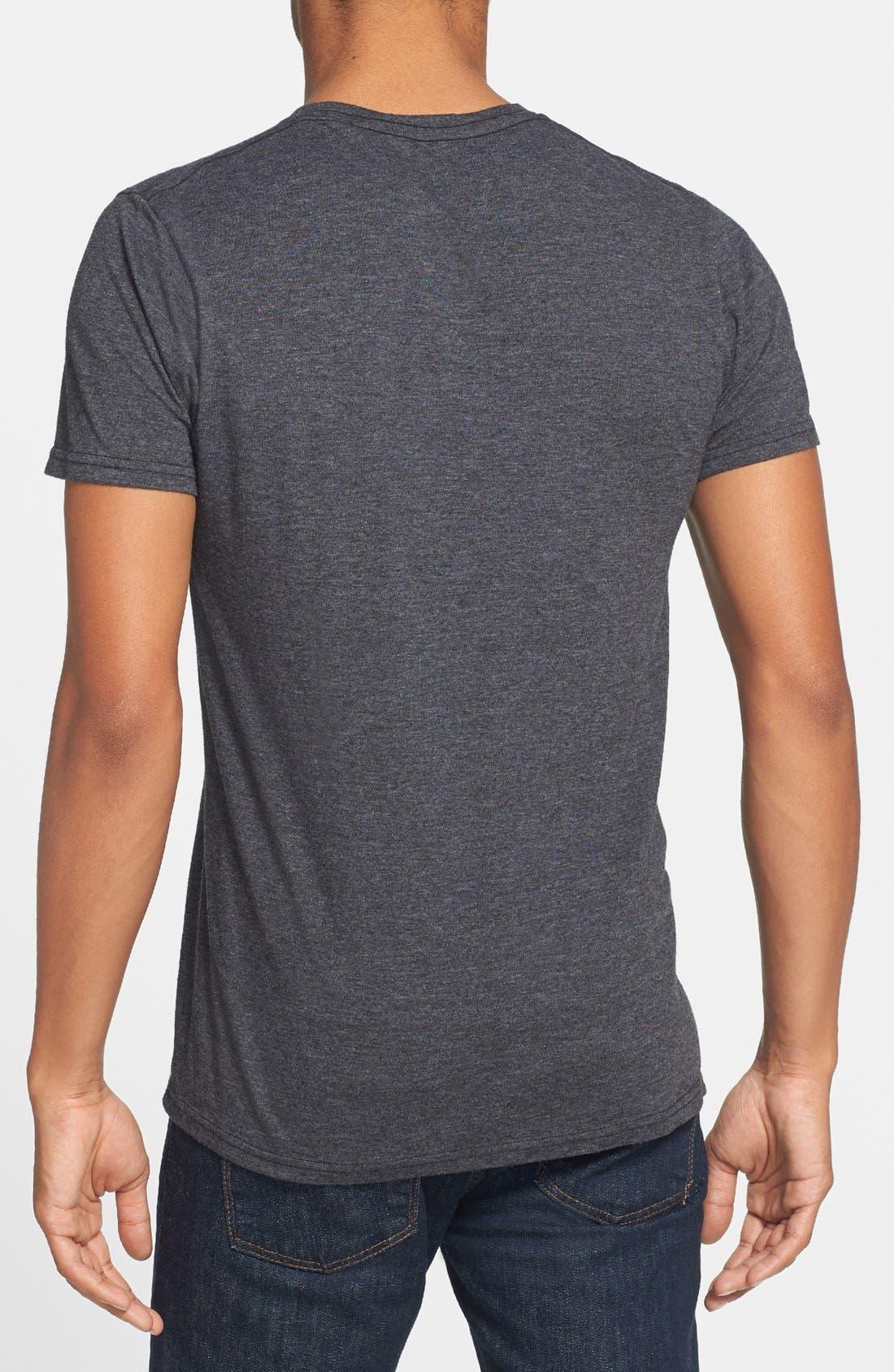 Alternate Image 2  - Retro Brand 'Arizona Wildcats' Team T-Shirt