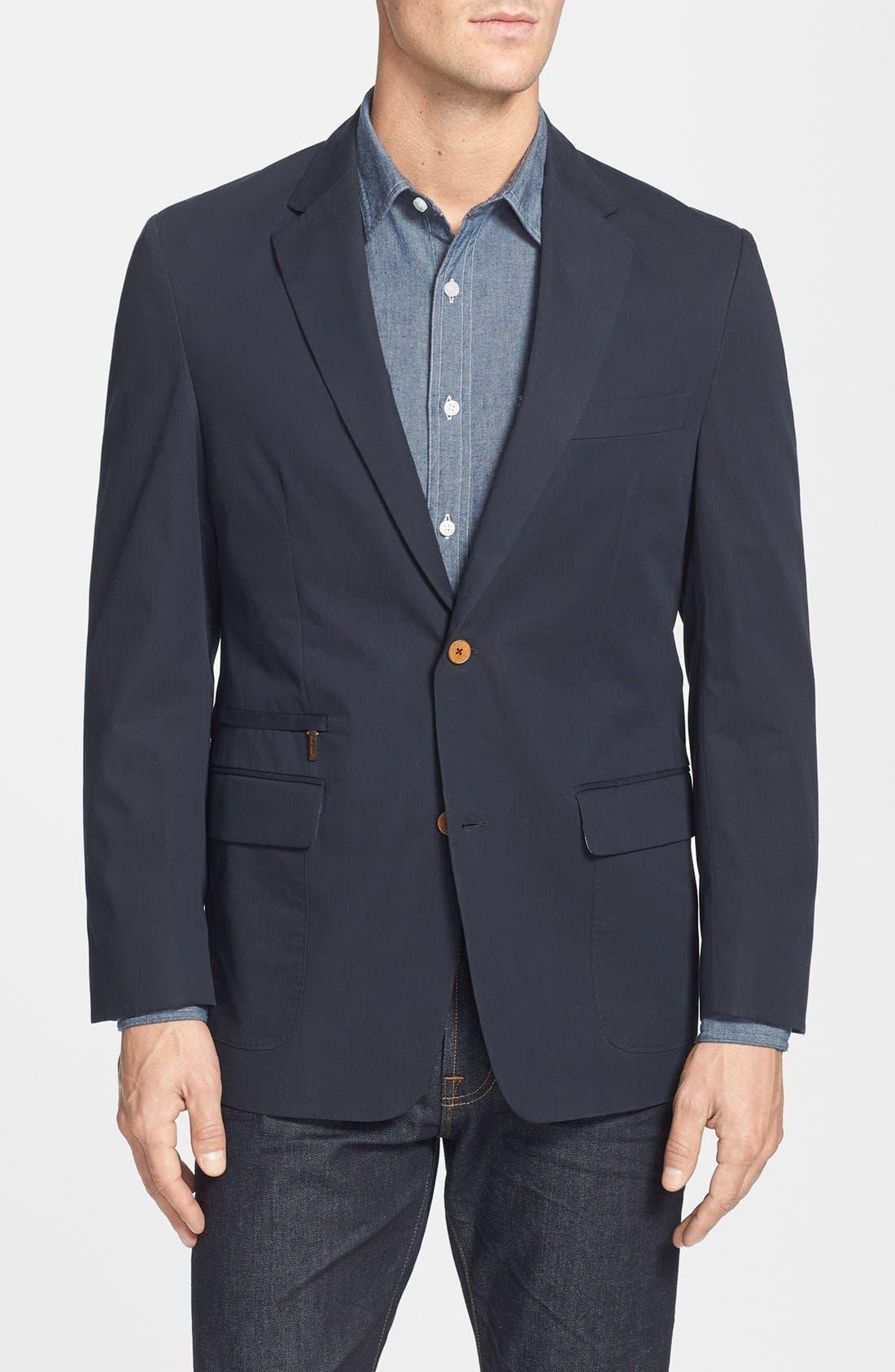 Alternate Image 1 Selected - Robert Graham 'Julian' Cotton Sportcoat