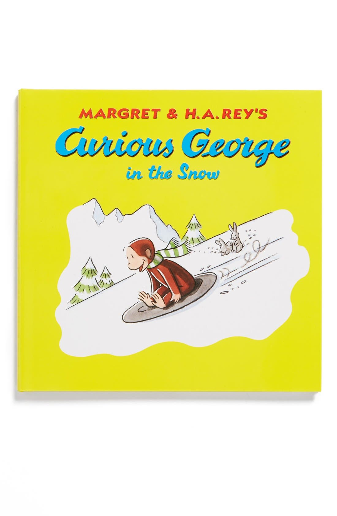 Main Image - Margret & H.A. Rey's 'Curious George in the Snow' Book