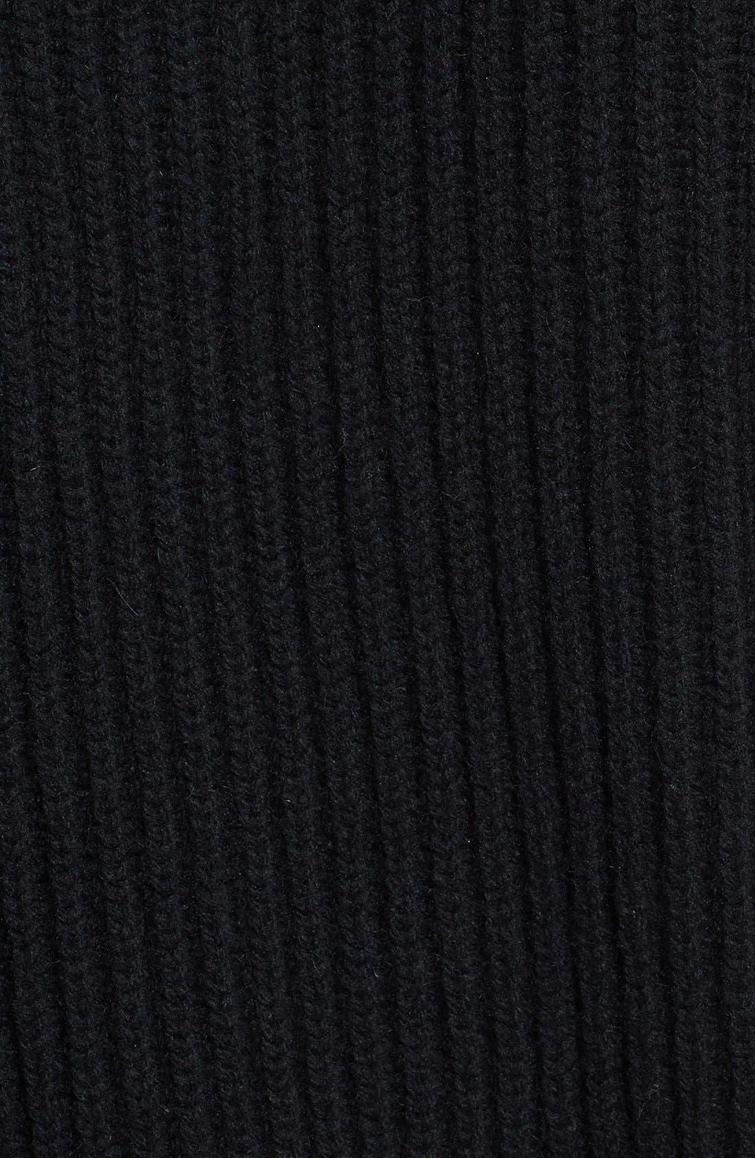Alternate Image 3  - French Connection 'Myrrh Patch Melton' Sweater Jacket