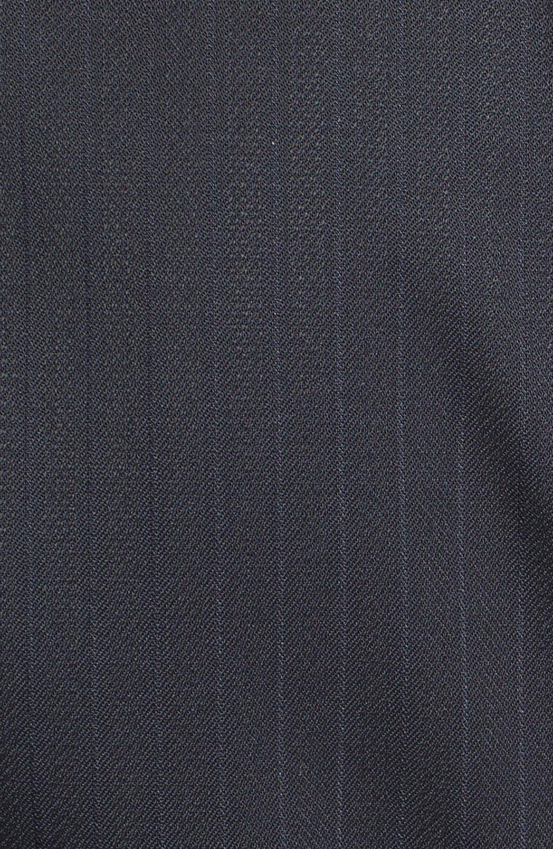 Alternate Image 2  - BOSS HUGO BOSS 'Juljanella 1' Two-Button Pinstripe Jacket