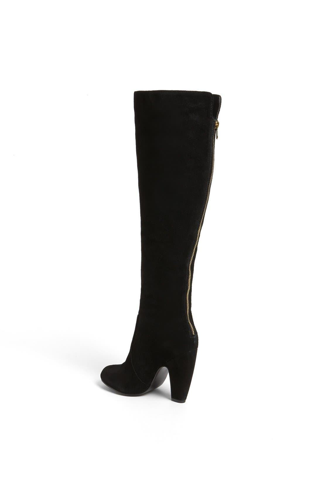 Alternate Image 2  - Steve Madden 'Priscila' Knee High Suede Boot