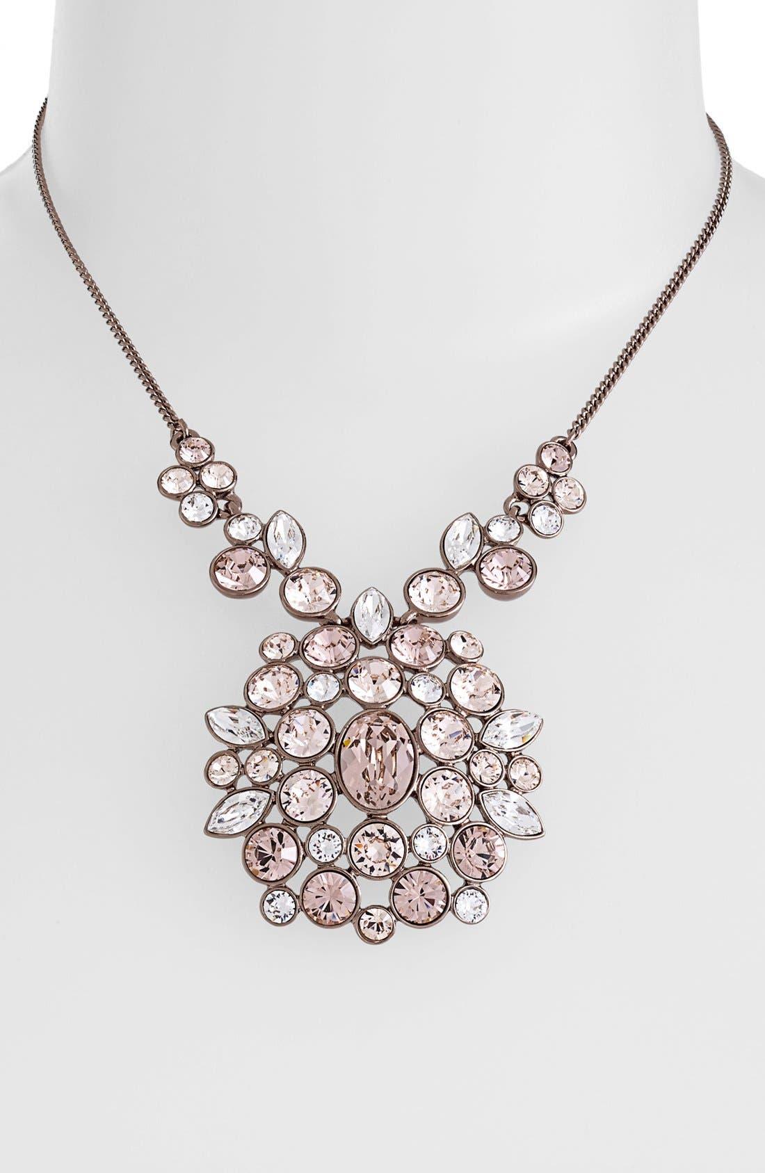 Alternate Image 2  - Givenchy Statement Pendant Necklace