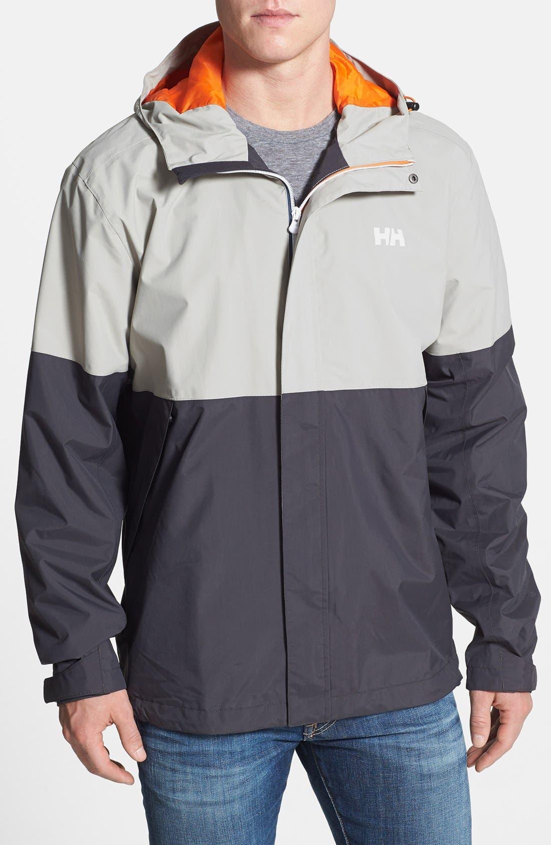 Alternate Image 1 Selected - Helly Hansen 'Fremont' Waterproof Rain Jacket