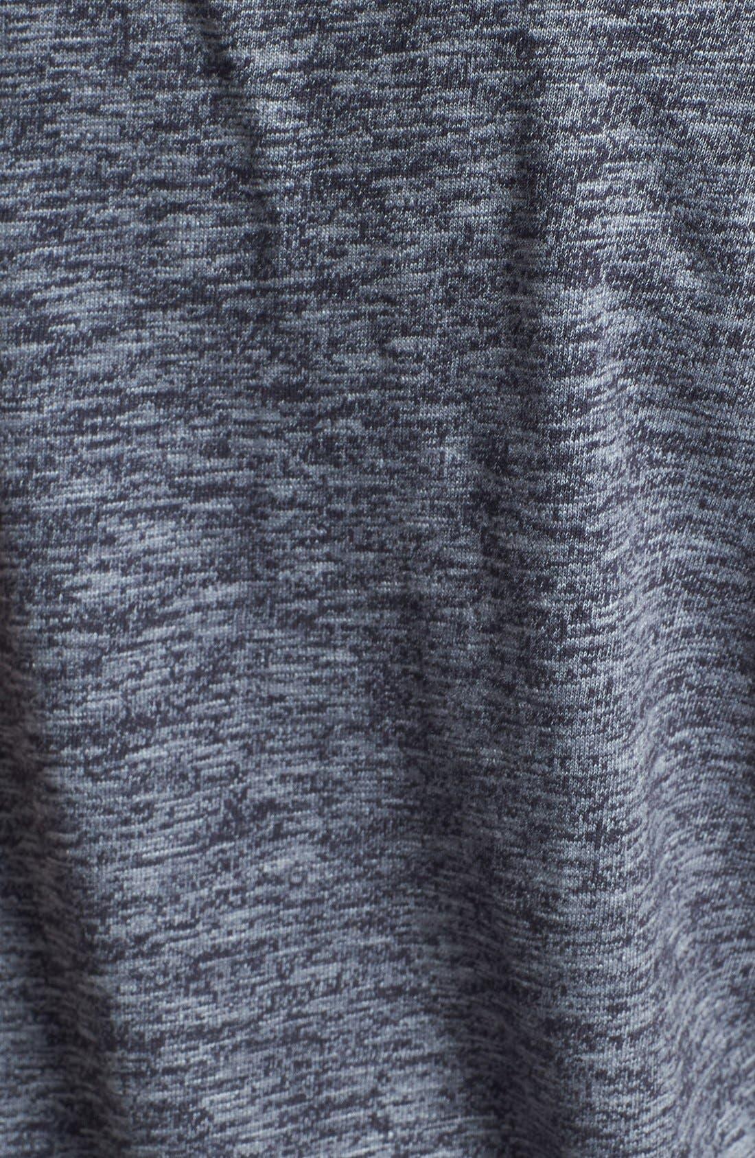 Alternate Image 3  - Monrow 'Cosmic' Vintage Fleece Sleeveless Hoodie