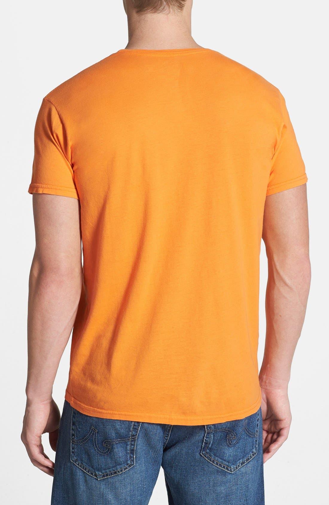 Alternate Image 2  - Retro Brand 'Virginia Tech Hokies' T-Shirt