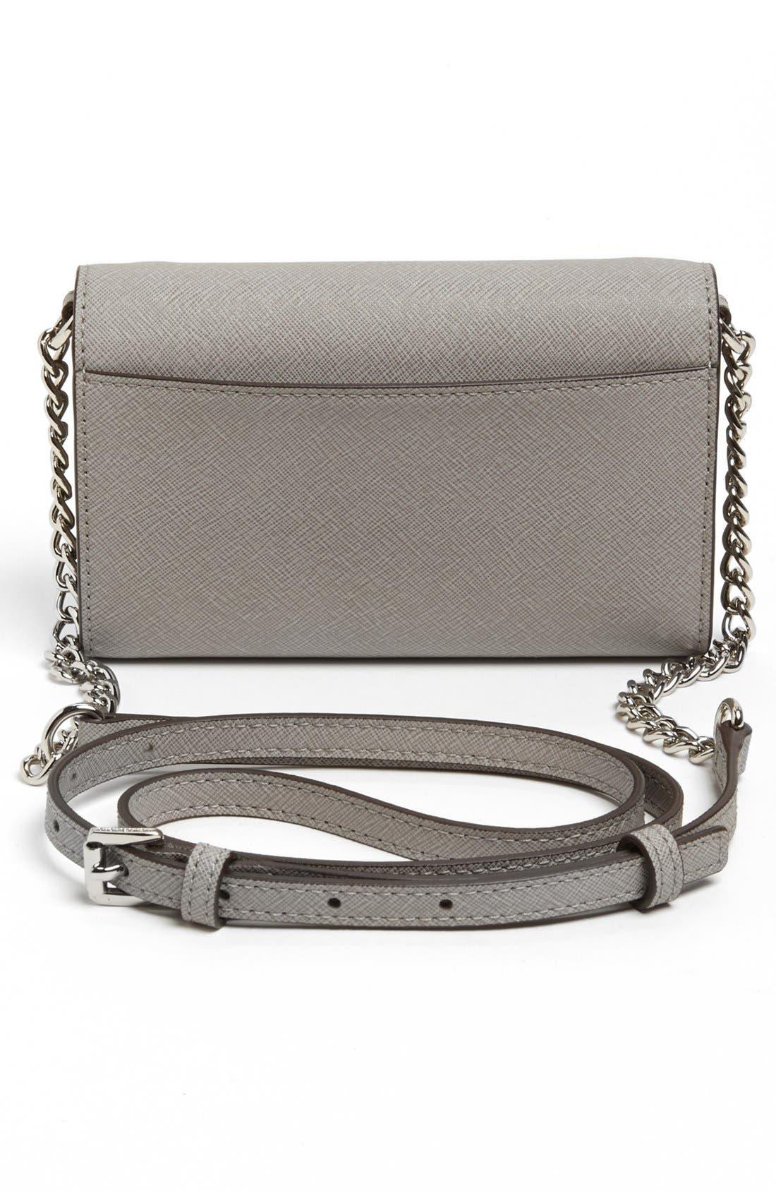 Alternate Image 4  - MICHAEL Michael Kors Crossbody Phone Bag