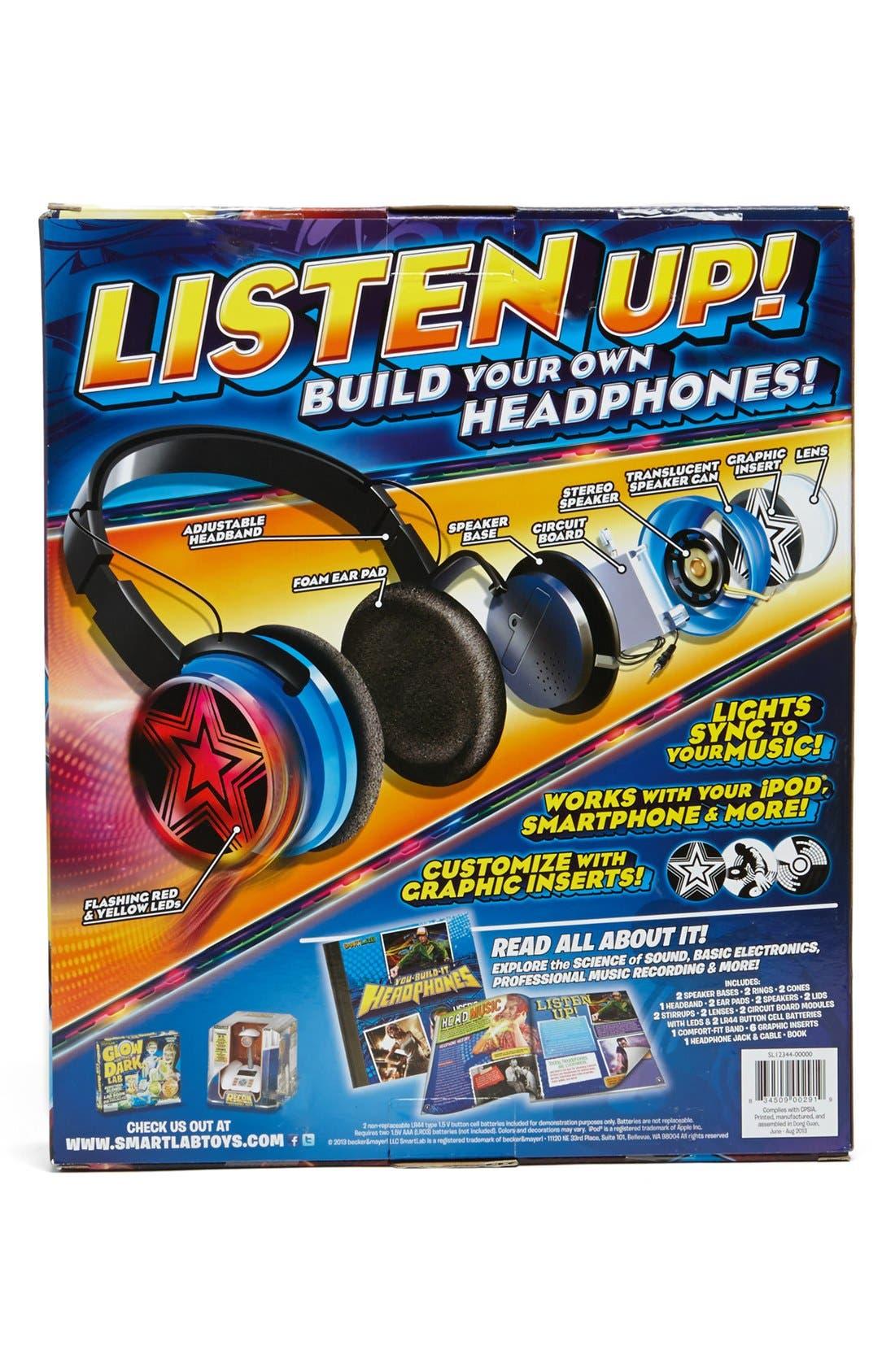 Alternate Image 2  - SmartLab 'Build Your Own Headphones' Kit