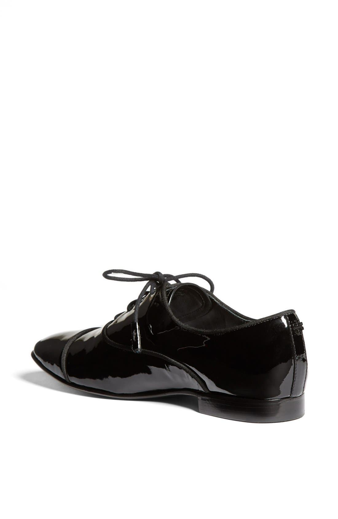 Alternate Image 2  - Tory Burch 'Dylan' Oxford Flat (Online Only)