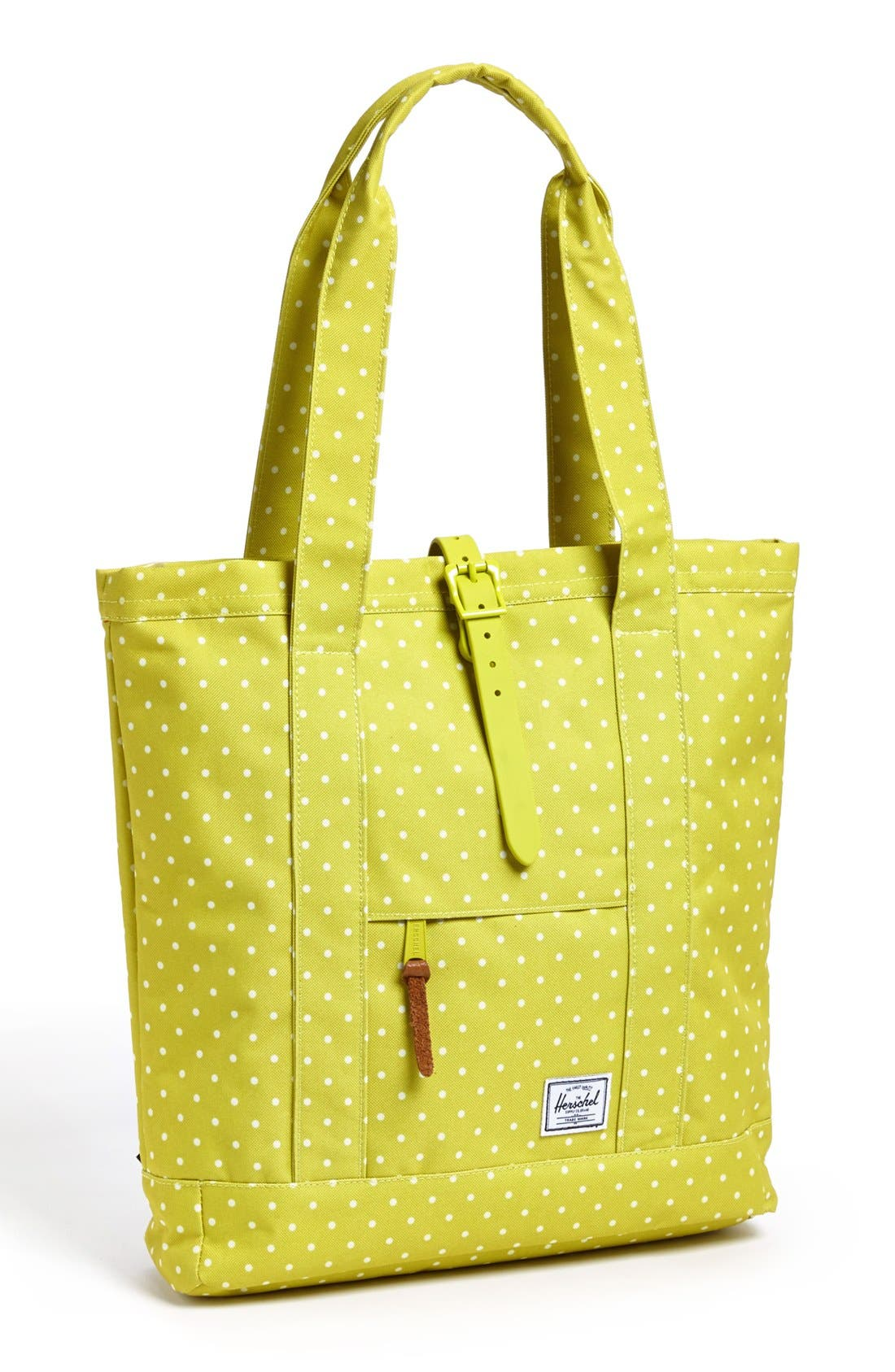 Alternate Image 1 Selected - Herschel Supply Co. 'Market' Canvas Tote