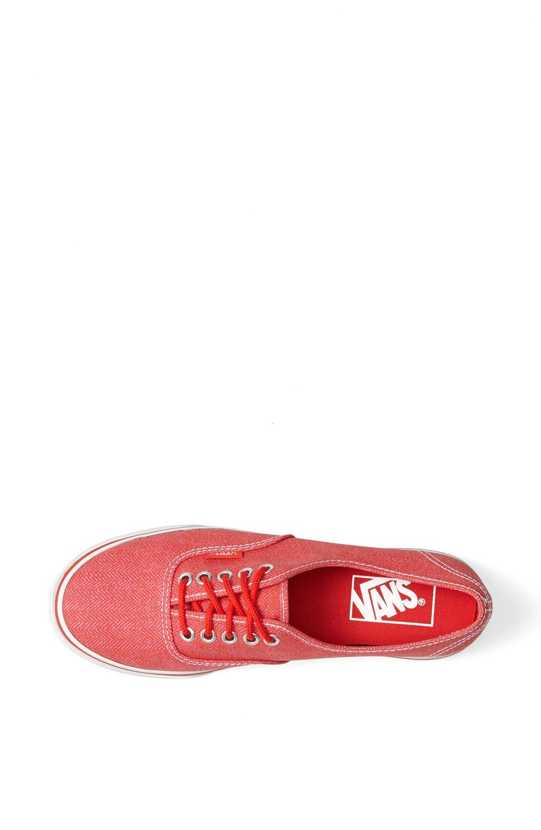Alternate Image 3  - Vans 'Authentic - Lo Pro' Print Sneaker