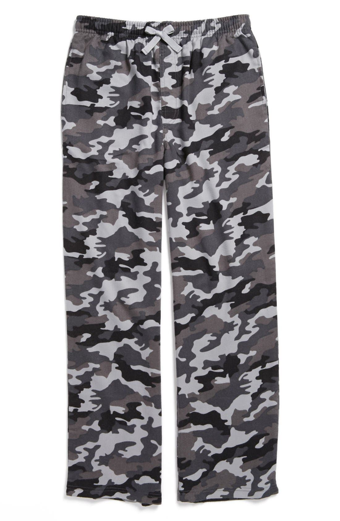 Alternate Image 1 Selected - Tucker + Tate Flannel Pajama Pants (Little Boys & Big Boys)