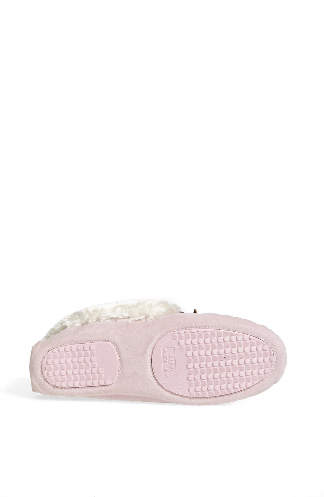 Alternate Image 4  - Nordstrom Moccasin Slipper