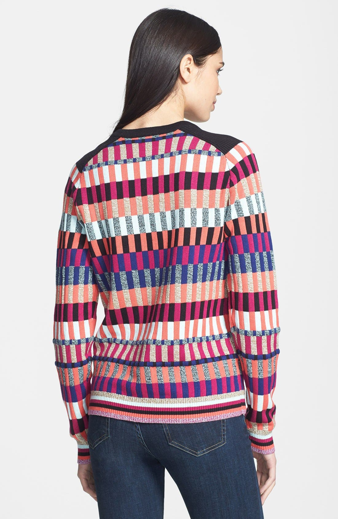 Alternate Image 2  - MARC BY MARC JACOBS 'Ines' Silk Blend Sweater