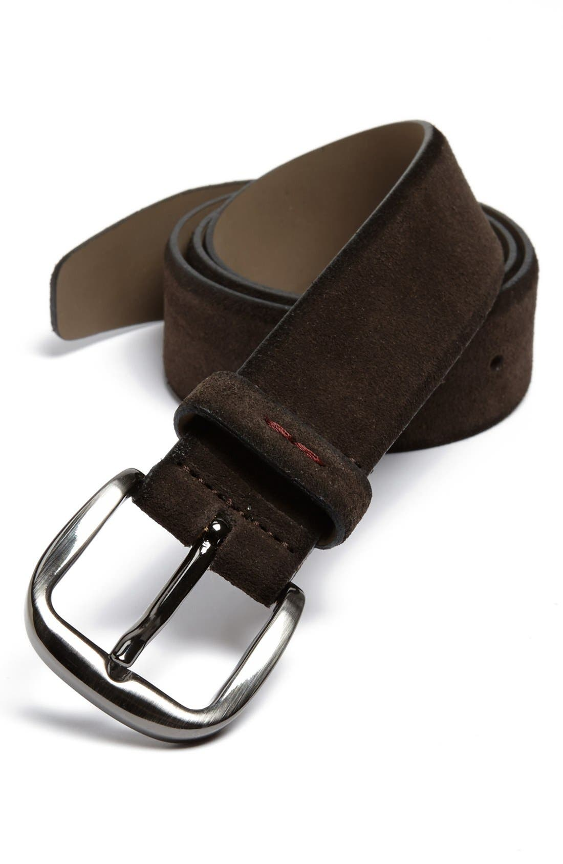 Alternate Image 1 Selected - BOSS HUGO BOSS 'Caros-S' Belt