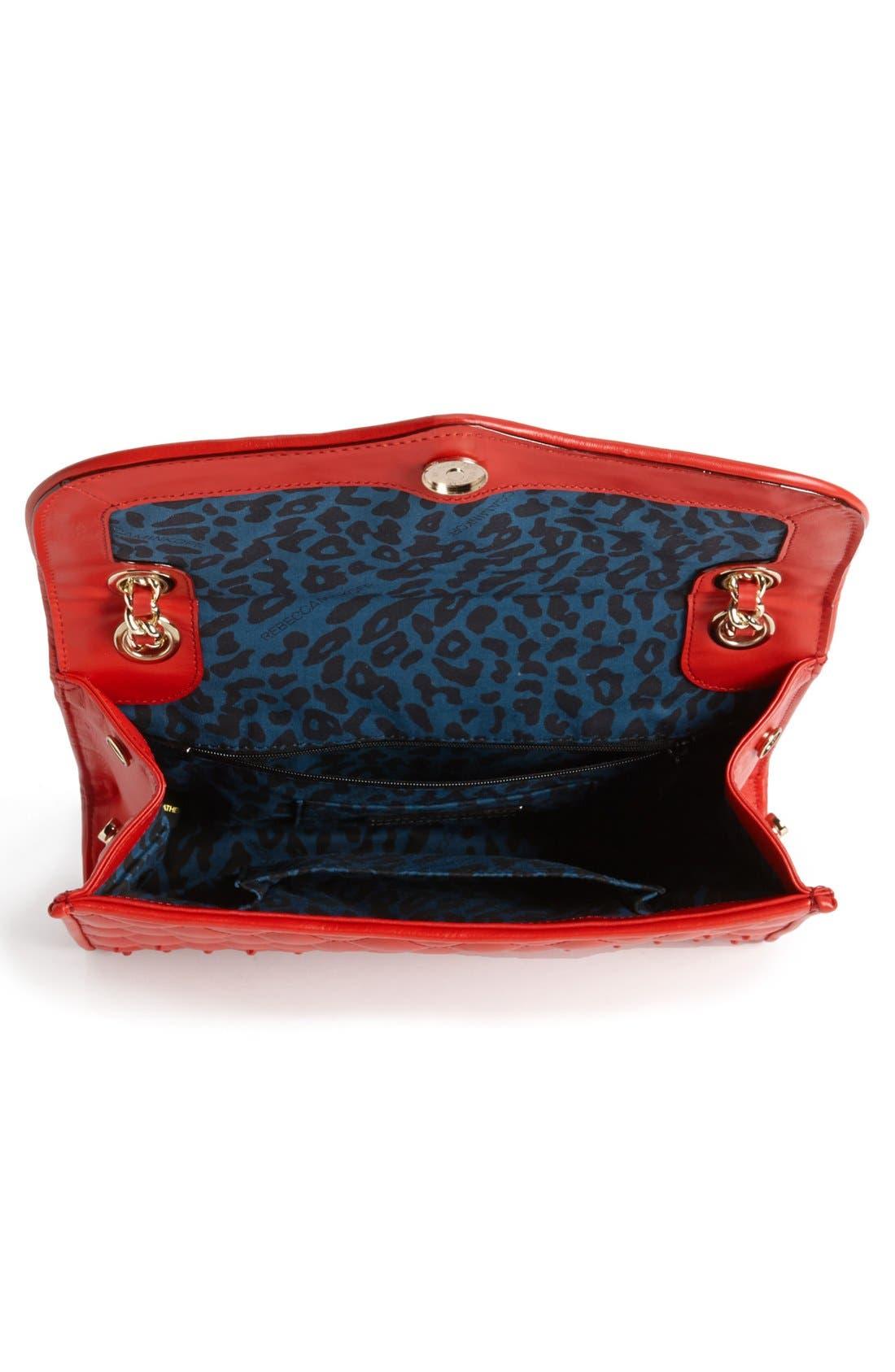 Alternate Image 3  - Rebecca Minkoff 'Affair - Studded' Shoulder Bag