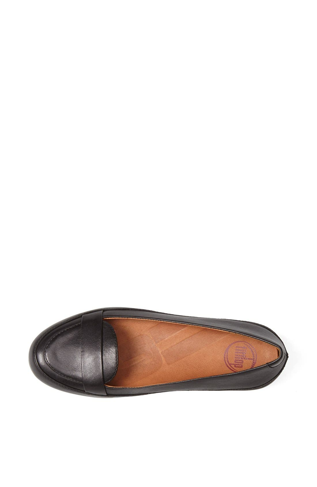 Alternate Image 3  - FitFlop 'Dué™ Pop' Leather Loafer
