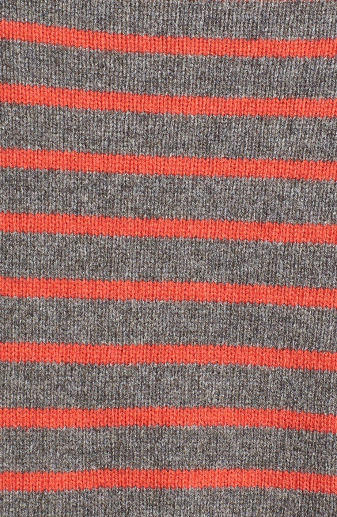 Alternate Image 3  - Eileen Fisher Bateau Neck Boxy Sweater (Regular & Petite)