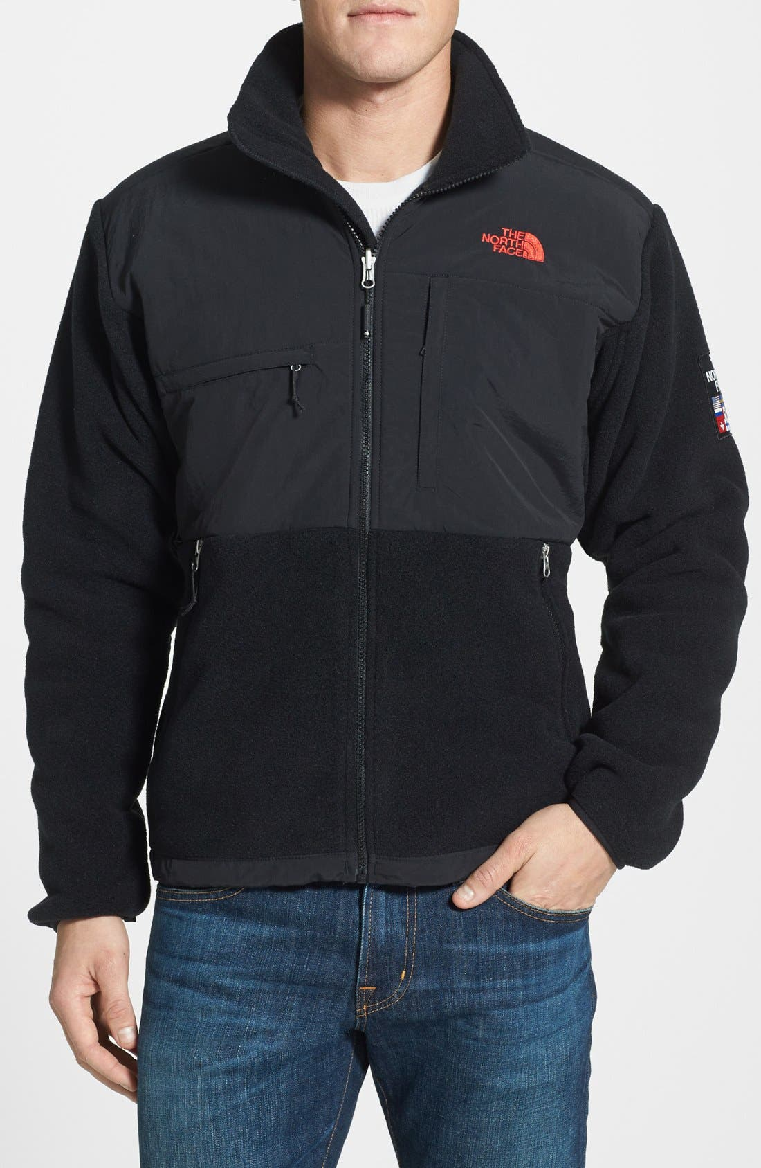 Alternate Image 1 Selected - The North Face 'Denali - International Collection' Recycled Fleece Jacket