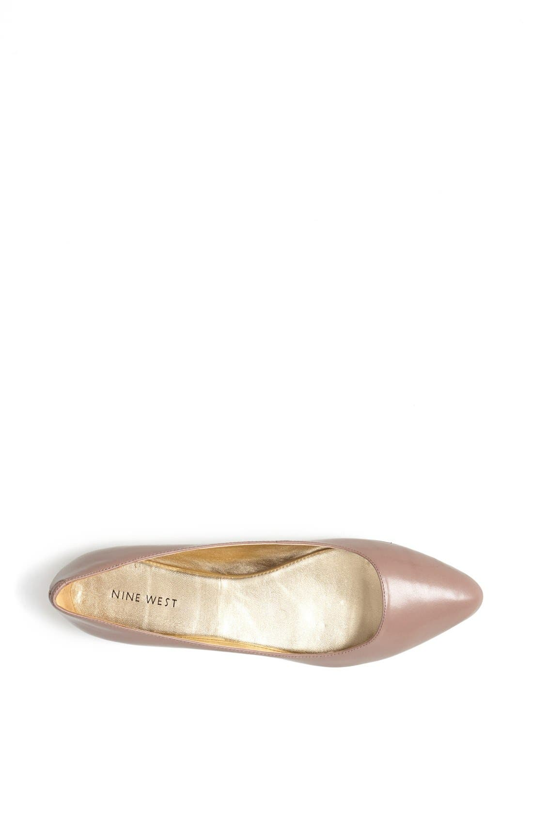 Alternate Image 3  - Nine West 'Speakup' Flat