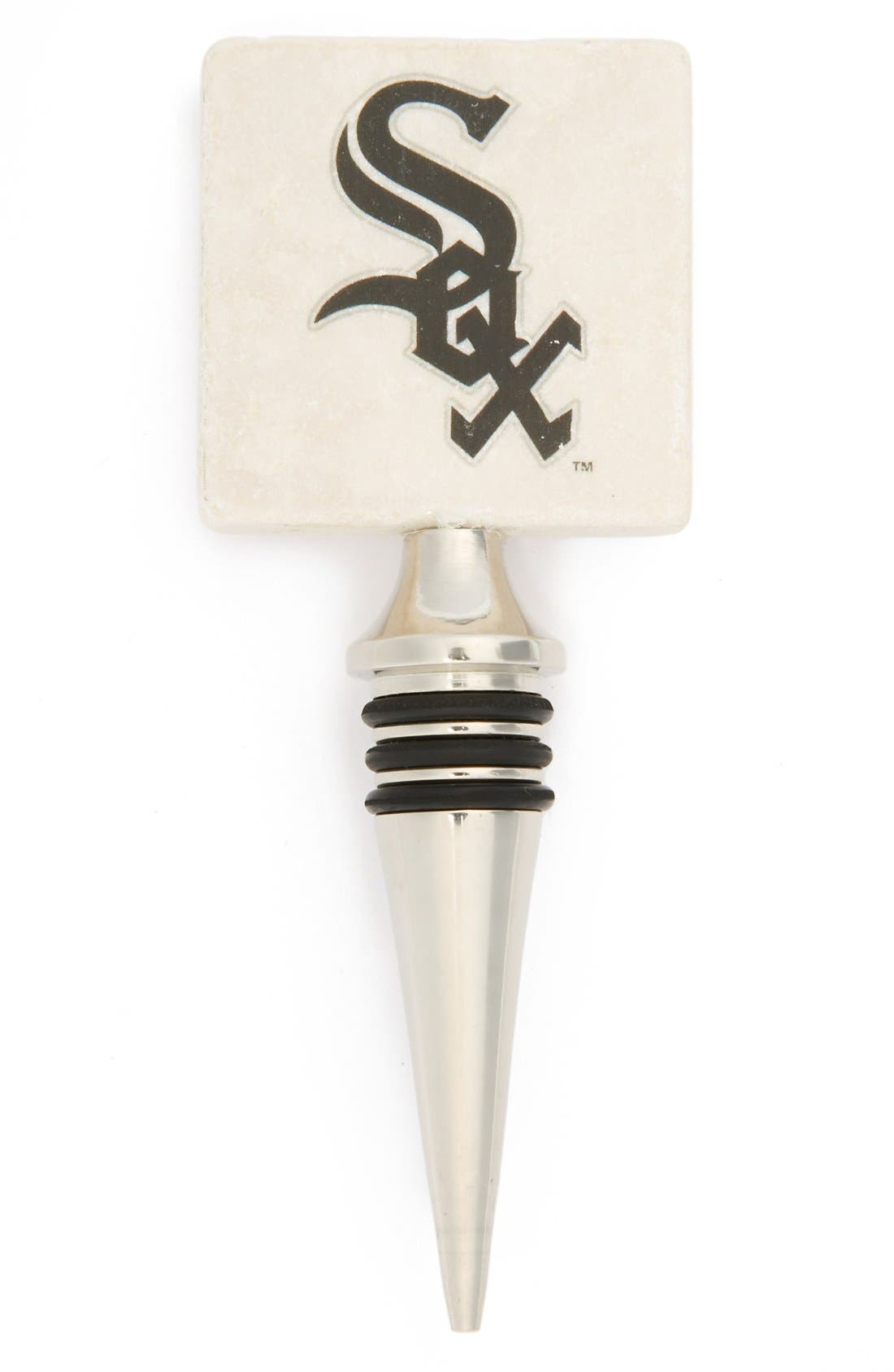 Main Image - Studio Vertu 'Chicago White Sox' Wine Stopper