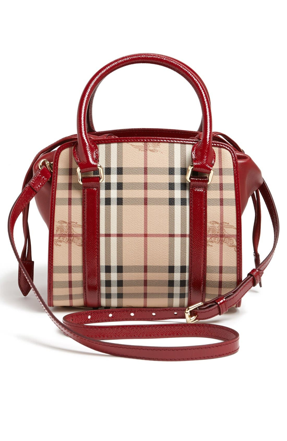 Alternate Image 4  - Burberry 'Small Dinton' Satchel