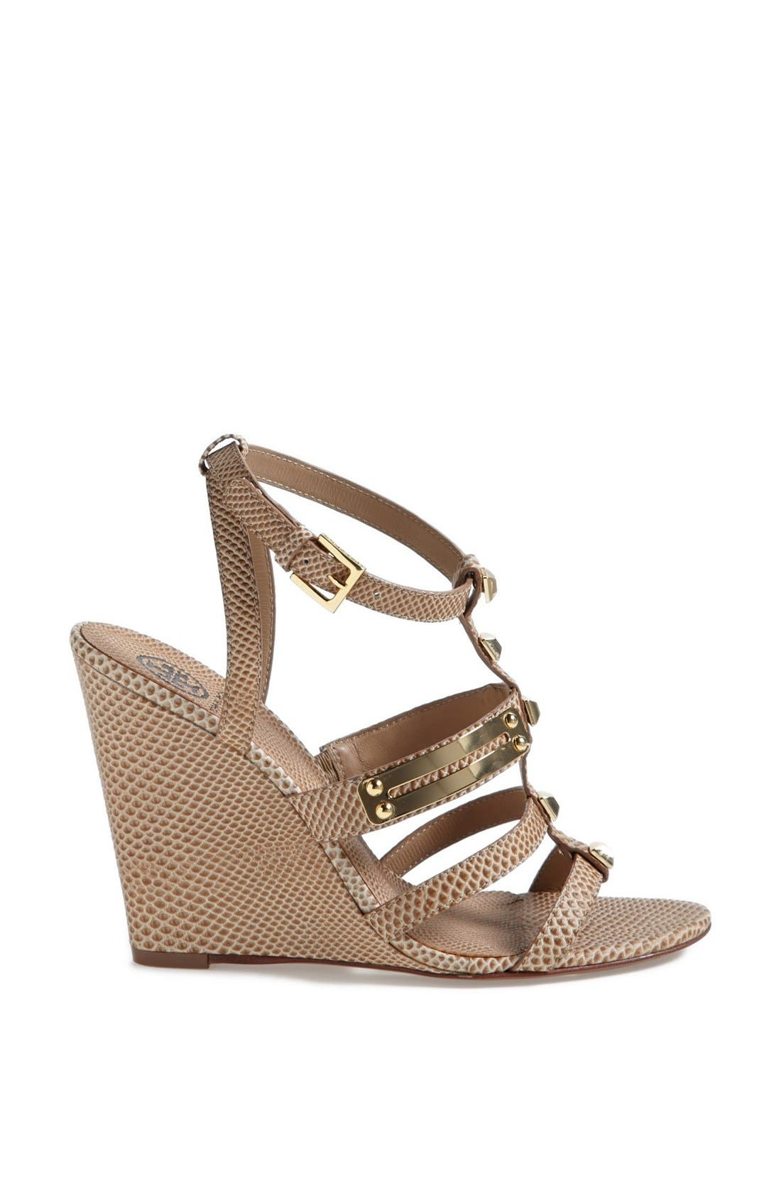 Alternate Image 3  - Tory Burch 'Iliana' Wedge Sandal (Online Only)