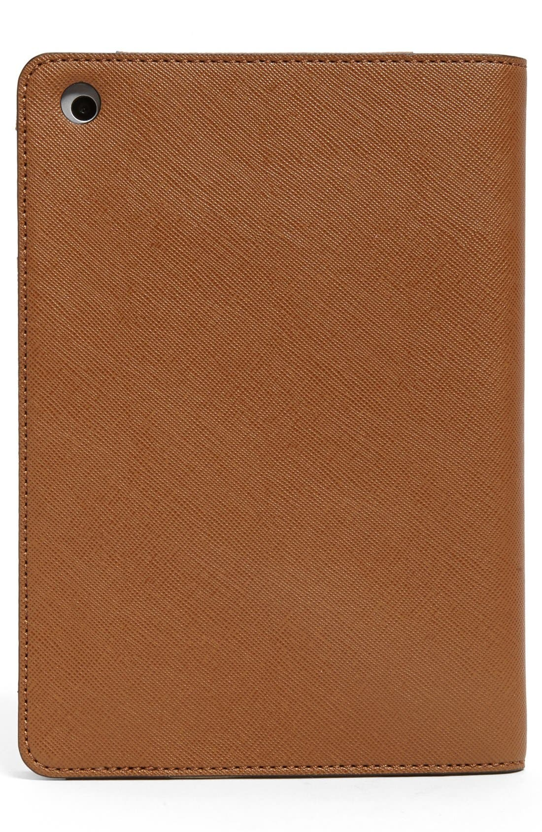 Alternate Image 4  - MICHAEL Michael Kors Saffiano iPad mini Folio