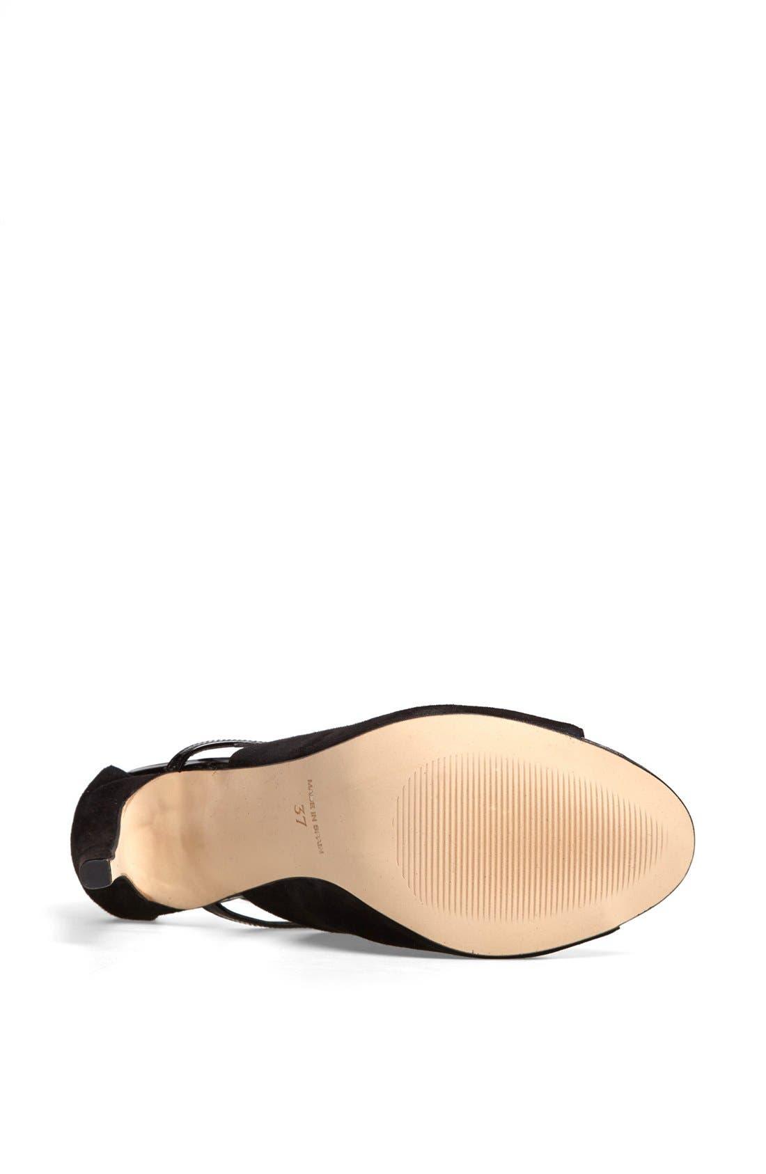 Alternate Image 4  - Topshop 'Gamos' Leather Sandal