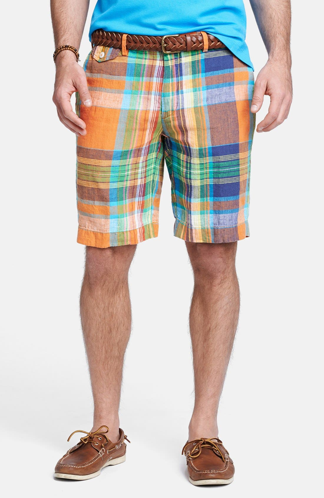 Alternate Image 1 Selected - Polo Ralph Lauren Classic Fit Shorts